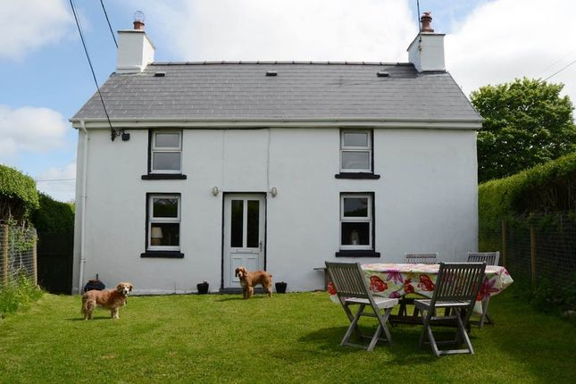 Thumbnail Cottage for sale in Plwmp, Llandysul