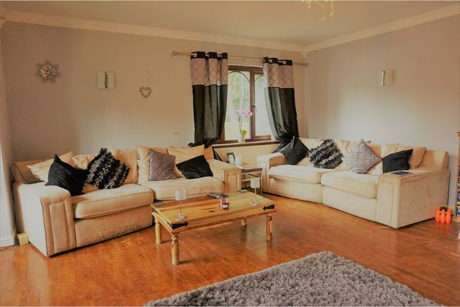Thumbnail Detached house for sale in Manor Court, Caldicot