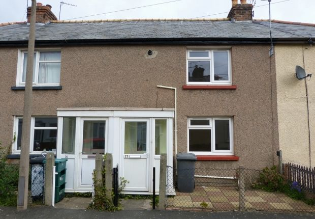 Thumbnail Terraced house for sale in Glanrafon, Abergele