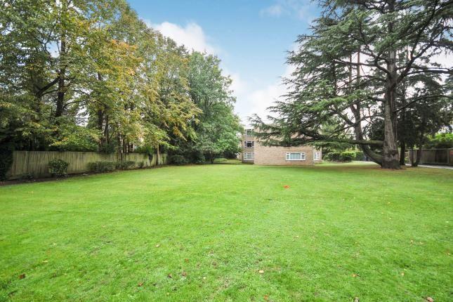 Garden of Pampisford Road, South Croydon CR2