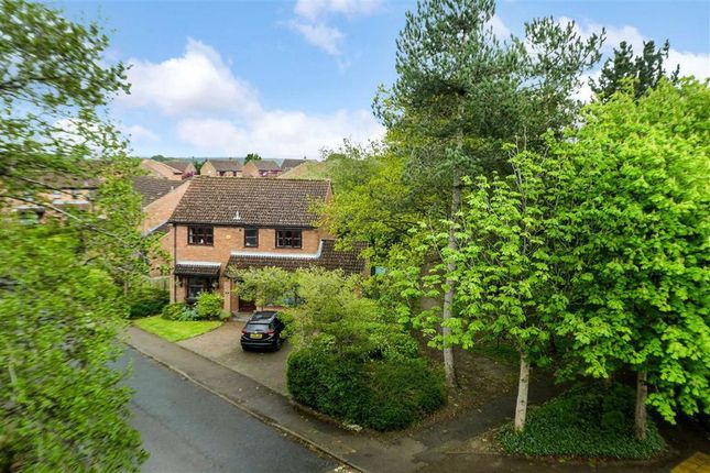 Thumbnail Detached house for sale in Gatcombe, Great Holm, Milton Keynes, Bucks