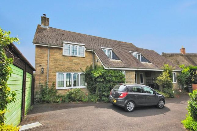 Thumbnail Detached house for sale in Holditch, Chard