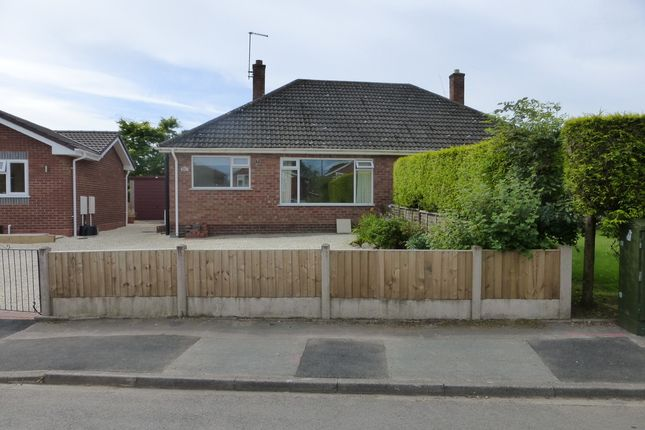 Thumbnail Semi-detached bungalow to rent in Vineyard Road, Newport