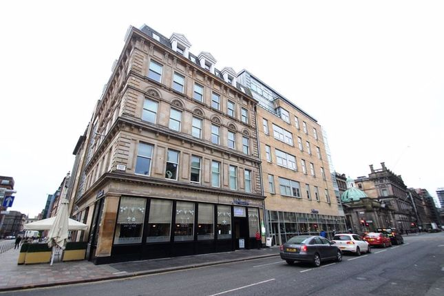 Thumbnail Flat to rent in Hutcheson Street, Glasgow
