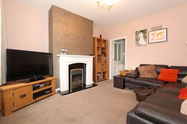 Thumbnail Terraced house for sale in Mount Pleasant Road, Denton, Manchester