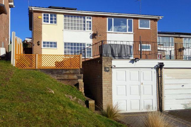 Thumbnail Semi-detached house for sale in Elan Avenue, Stourport-On-Severn