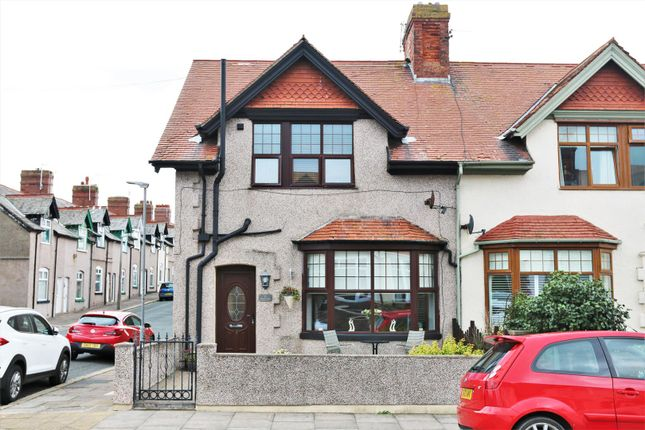 Thumbnail End terrace house for sale in Mikasa Street, Walney, Barrow-In-Furness