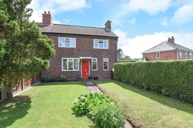 Thumbnail Semi-detached house for sale in Hay On Wye 8 Miles, Hereford 12 Miles