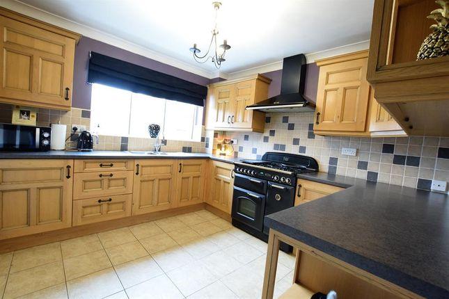 Kitchen of Charterhouse Drive, Scunthorpe DN16