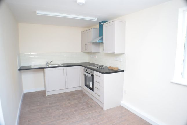 Thumbnail Flat to rent in West Street, Bridgwater