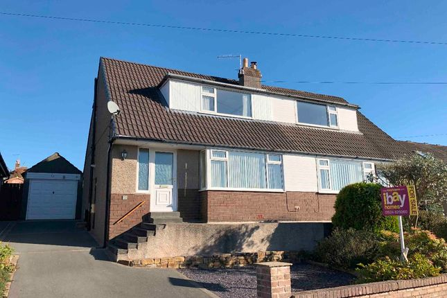 Thumbnail Semi-detached house for sale in Lythe Fell Avenue, Halton, Lancaster