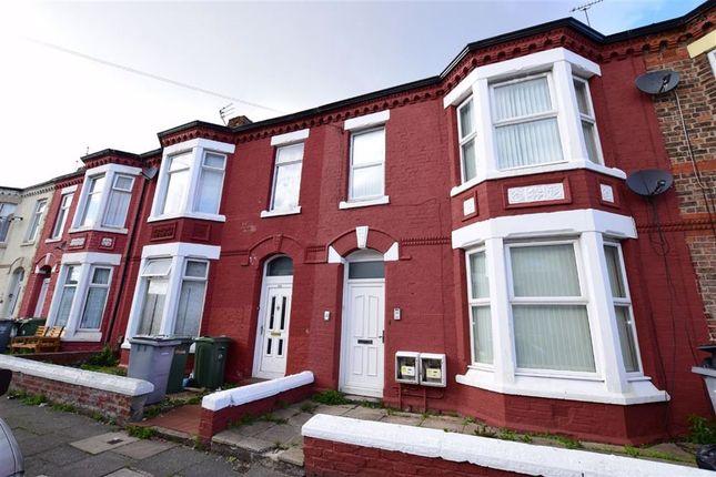 Property for sale in Littledale Road, Wallasey, Merseyside