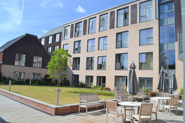 Thumbnail Flat for sale in Monks Close, Lichfield, Staffordshire