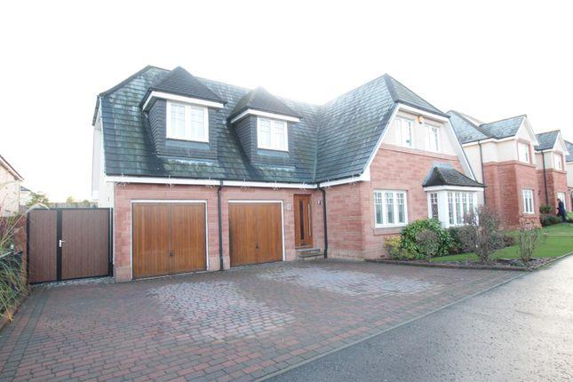 Thumbnail Detached house for sale in Deanbank Road, Coatbridge