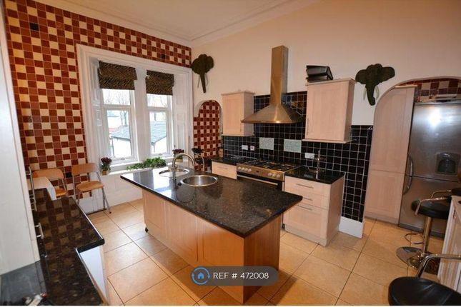 Thumbnail Flat to rent in London Road, Kilmarnock