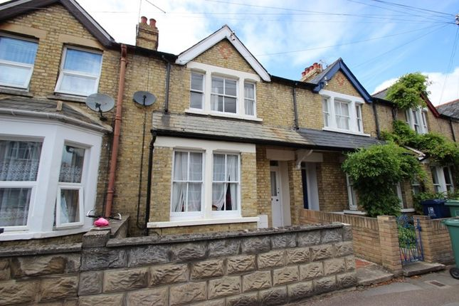 Thumbnail Terraced house to rent in Sunningwell Road, Oxford