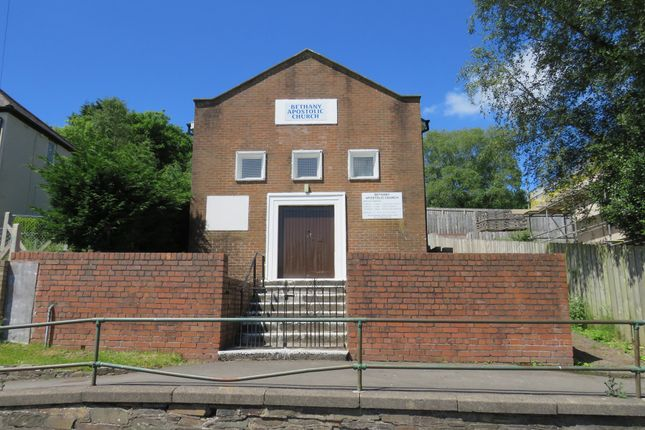 Thumbnail Commercial property for sale in Brynglas Avenue, Pontllanfraith, Blackwood