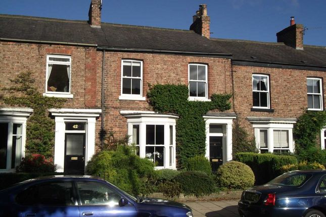Thumbnail Town house for sale in South Parade, Northallerton