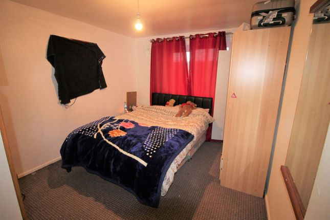 Bedroom of Grierson Street, Liverpool L8