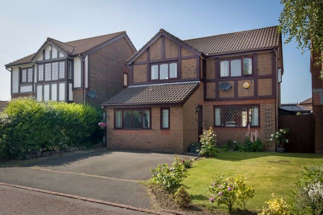 Thumbnail Detached house to rent in Heatherway, Fulwood, Preston