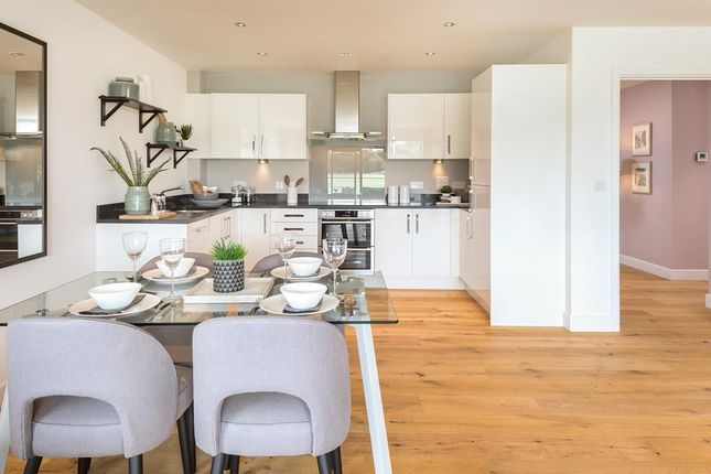 "Thumbnail Flat for sale in ""Frankel House"" at Fetlock Drive, Newbury"