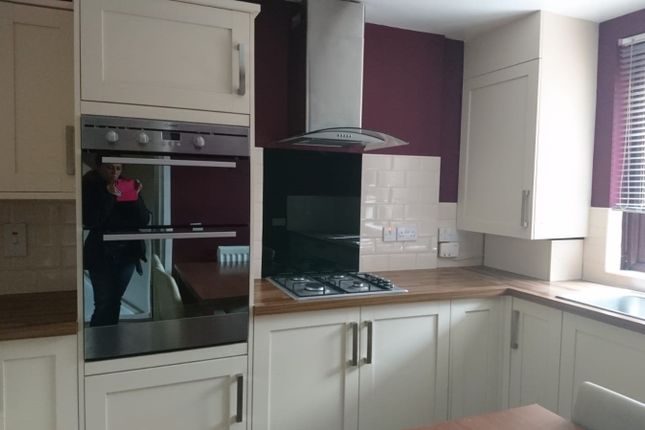 Thumbnail 2 bed maisonette to rent in Loxford Court, Manchester