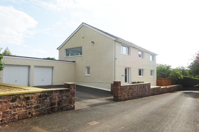 Thumbnail Detached house for sale in Springfield, Red Beck Road, Cleator Moor, Cumbria