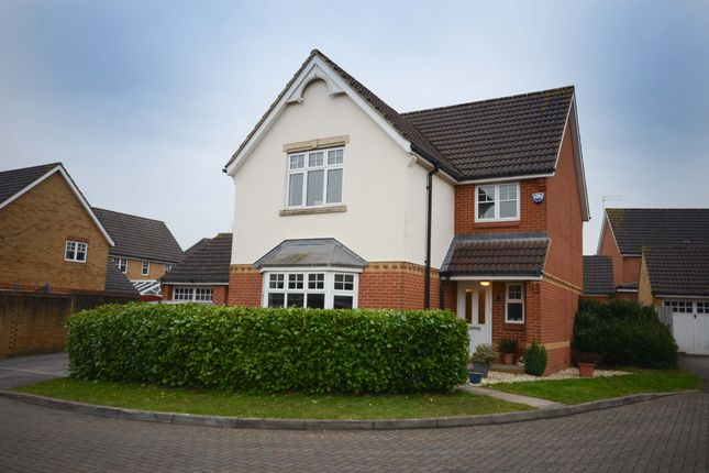 Thumbnail Detached house for sale in Wheelers Patch, Emersons Green