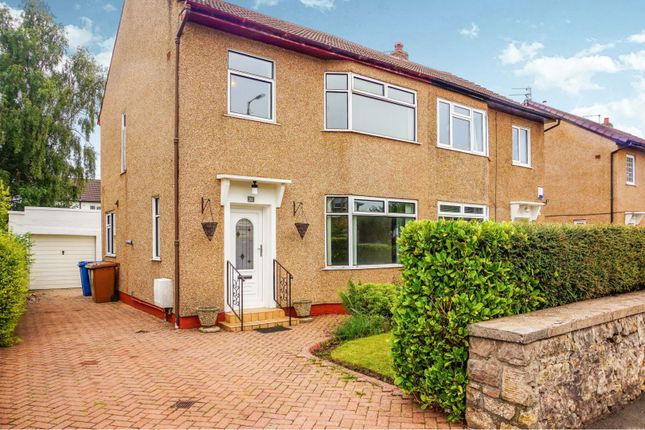 Thumbnail Semi-detached house for sale in Langside Drive, Glasgow