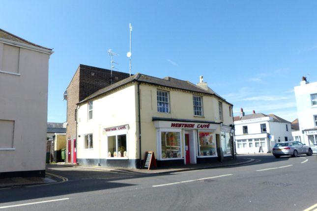 Thumbnail Flat to rent in West Street, Bognor Regis