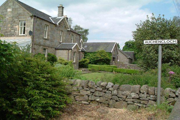 Thumbnail Detached house to rent in Banknock, Bonnybridge