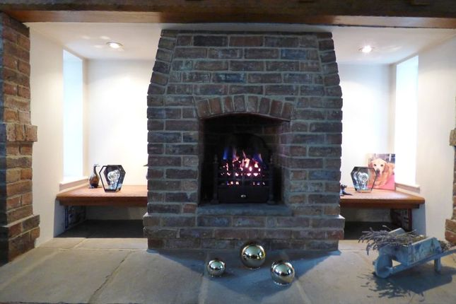 Fireplace of Orchard Close, Winterbourne, Bristol BS36