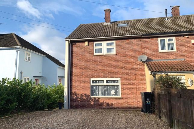 Thumbnail Semi-detached house for sale in Whiting Road, Bishopsworth, Bristol
