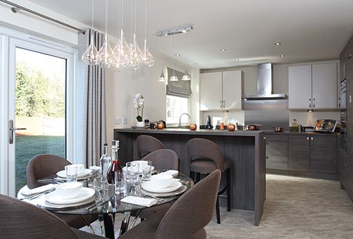 """Thumbnail Detached house for sale in """"Laurieston"""" at Kents Green Lane, Winterley, Sandbach"""
