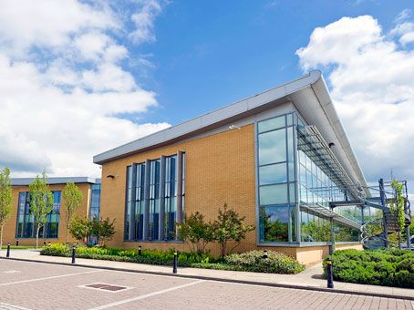 Office to let in Cambourne Business Park, Cambridge