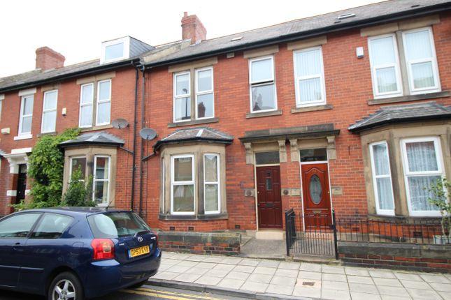 Thumbnail Terraced house for sale in Nuns Moor Road, Fenham, Newcastle Upon Tyne