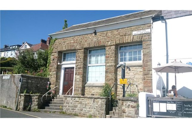 Thumbnail Office for sale in Natwest Bank - Former, 1, South John Street, New Quay, Ceredigion, Wales