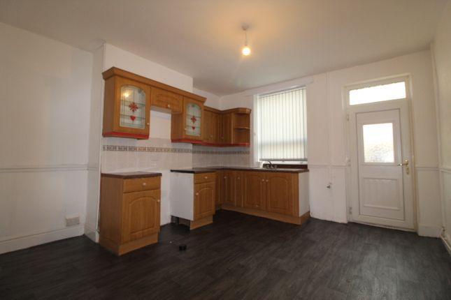 Thumbnail Terraced house to rent in Fraser Street, Burnley