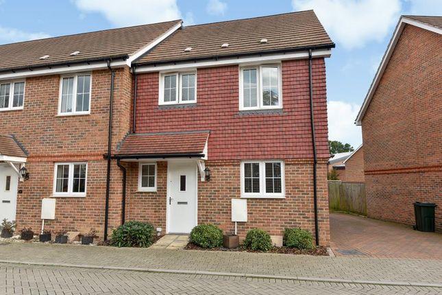 Thumbnail End terrace house for sale in Amersham, Buckinghamshire