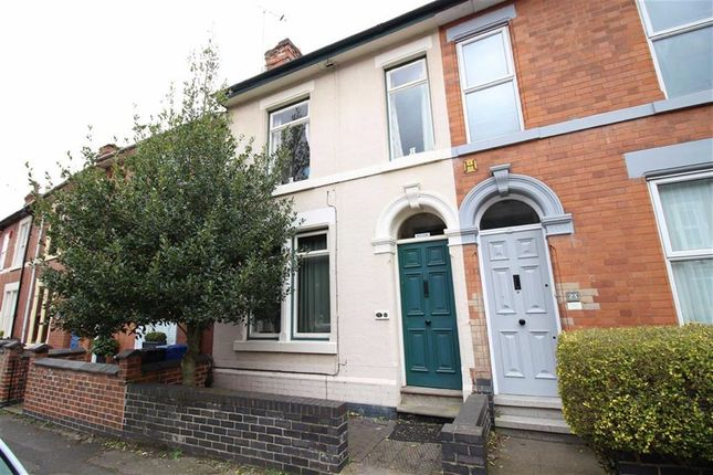 Thumbnail Terraced house for sale in Otter Street, Derby