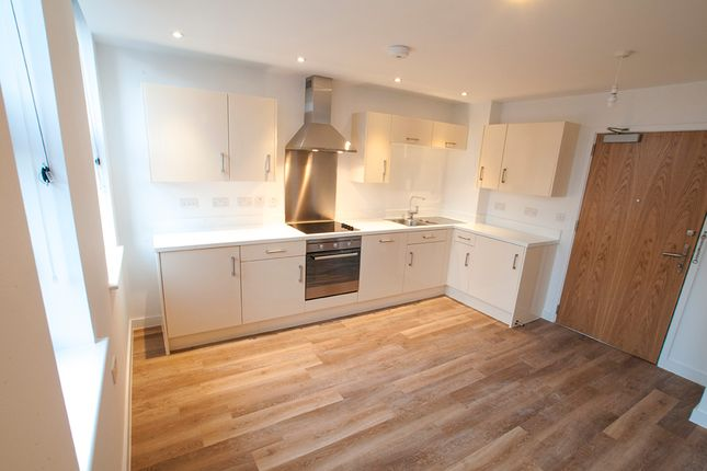Thumbnail Flat to rent in Mill Reef House, Newbury