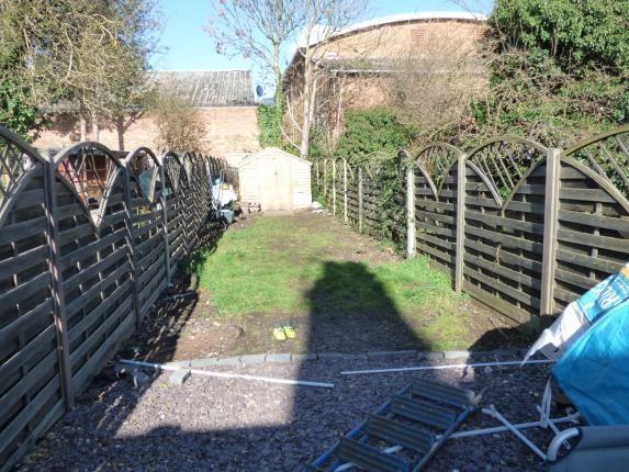 Garden of Burghley Road, Millfield, Peterborough, Cambridgeshire PE1