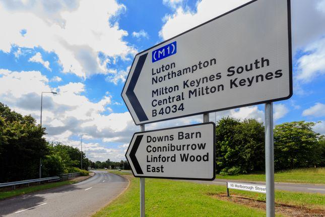 Office to let in Rockingham Drive, Milton Keynes, Buckinghamshire