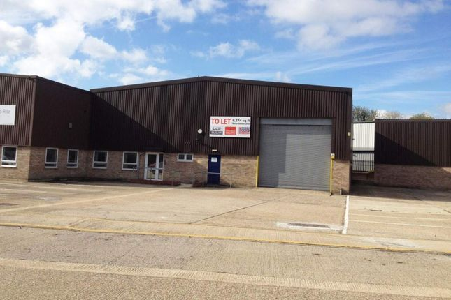 Thumbnail Industrial to let in Unit 24, Caker Stream Road, Alton