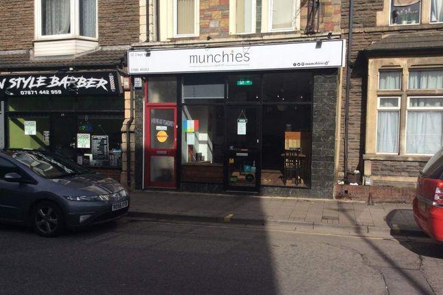 Restaurant/cafe for sale in 22 Crwys Road, Cardiff