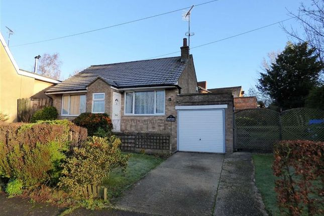 Thumbnail Detached bungalow for sale in Townsend, Maidford, Northamptonshire
