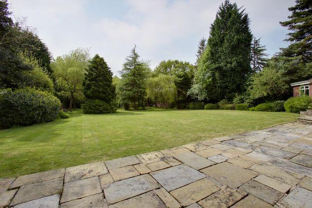 Rear Garden of Dore Road, Dore, Sheffield S17