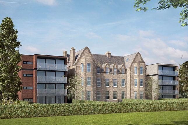Thumbnail Flat for sale in Plot 3A, Mackenzie House West, Kinnear Road, Edinburgh 5Ph