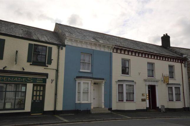 Thumbnail Terraced house to rent in Dean Street, Liskeard, Cornwall