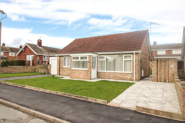 Thumbnail Bungalow for sale in Ferryside Gardens, Fiskerton, Lincoln, Lincolnshire